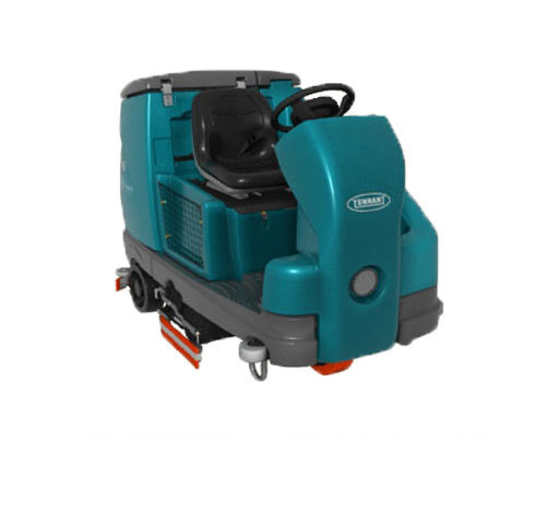 Reconditioned tennant t16 rider floor scrubber w ec h2o for 16 floor buffer