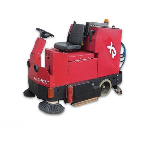 Demo Factory Cat Xr 40c Rider Floor Scrubber