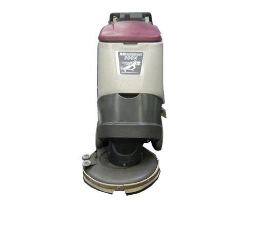 Minuteman 200x Floor Scrubber Automatic Floor Scrubbers