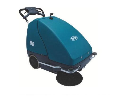 Battery Walk Behind Sweeper Used Floor Machines For Sale
