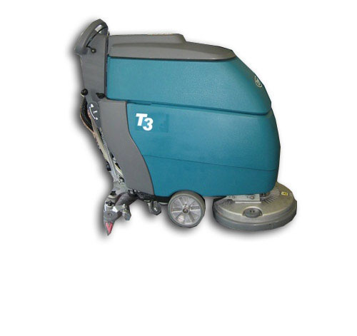 T3 Floor Scrubber Used Commercial Floor Scrubbers